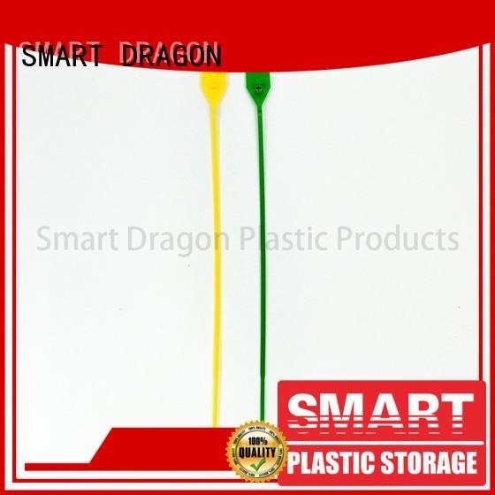 SMART DRAGON Brand 250mm high security truck seals hand supplier