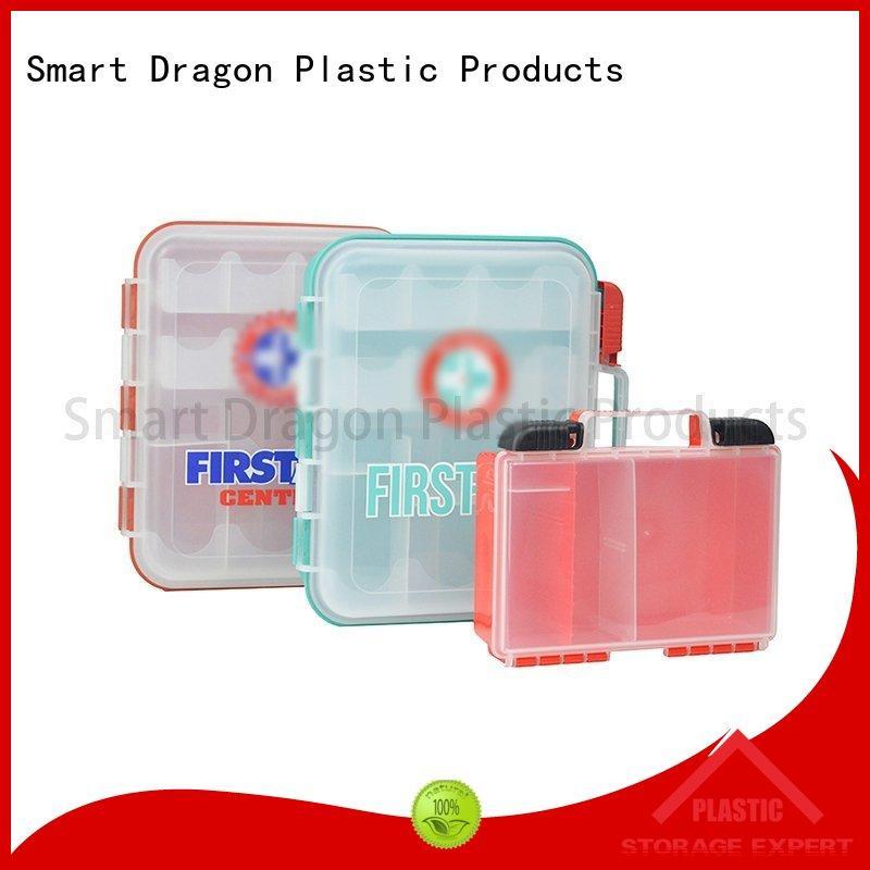 Wholesale kit pp plastic medicine box SMART DRAGON Brand