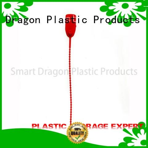 Pp Material Total Length 325mm Plastic Security Seal