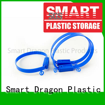 SMART DRAGON tamper plastic safety seal lock for packing