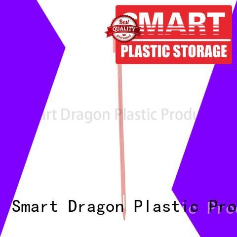 time Custom evident one plastic bag security seal SMART DRAGON strip