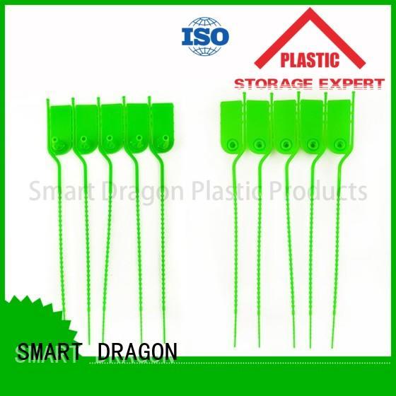 370mm tight proof plastic bag security seal SMART DRAGON
