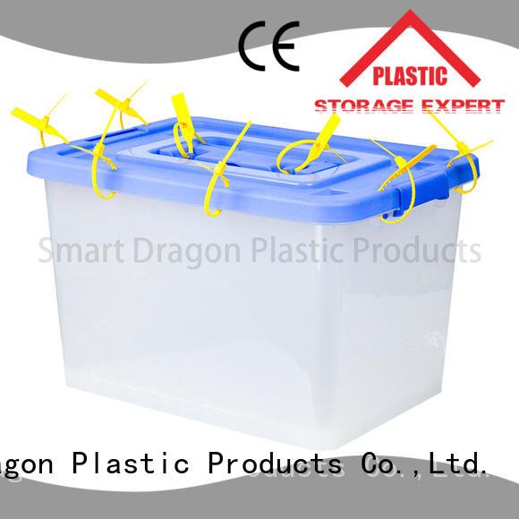 plastic plastics ballot box company SMART DRAGON manufacture