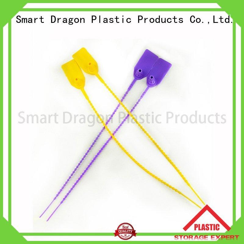 fire length SMART DRAGON Brand plastic bag security seal