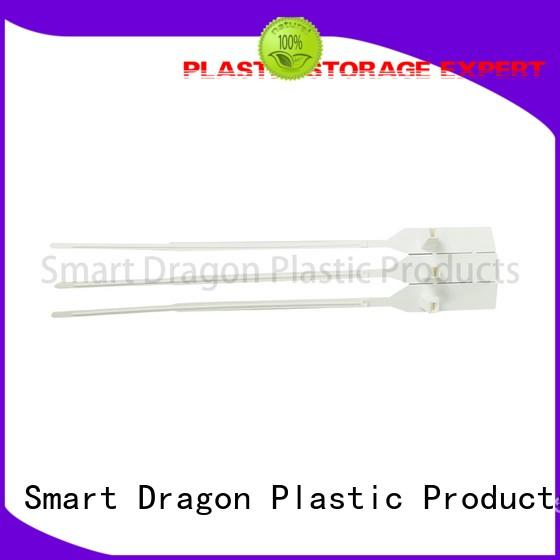 high security truck seals total extinguisher red SMART DRAGON Brand plastic bag security seal