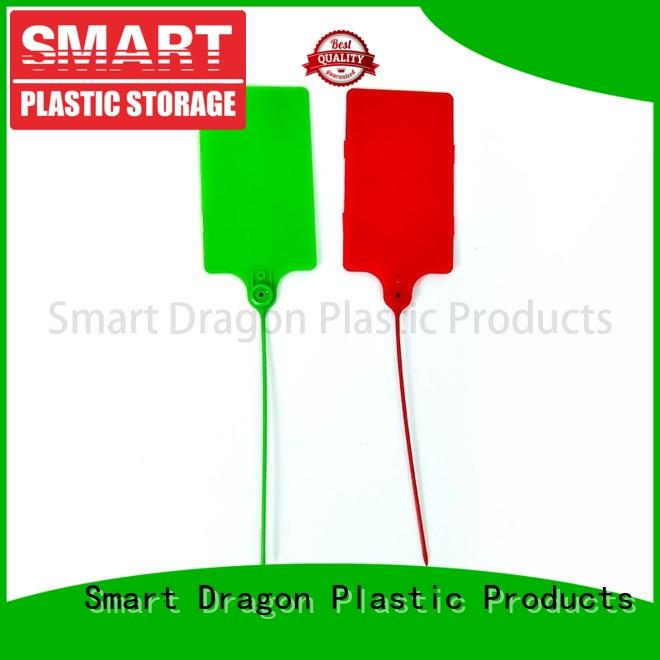 temper plastic seals color for voting box