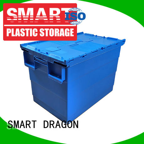 SMART DRAGON wholesale turnover boxes free sample for home