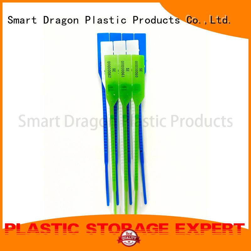 Quality SMART DRAGON Brand 430mm plastic bag security seal