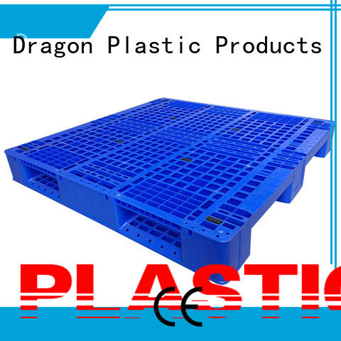 mesh large plastic pallets heavy-weight for factory SMART DRAGON