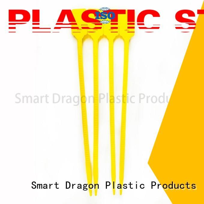 SMART DRAGON pressure plastic lock seal tight for ballot box
