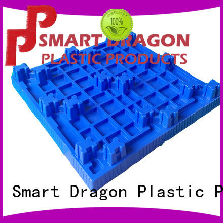 SMART DRAGON durable plastic export pallets high-quality fro shipping
