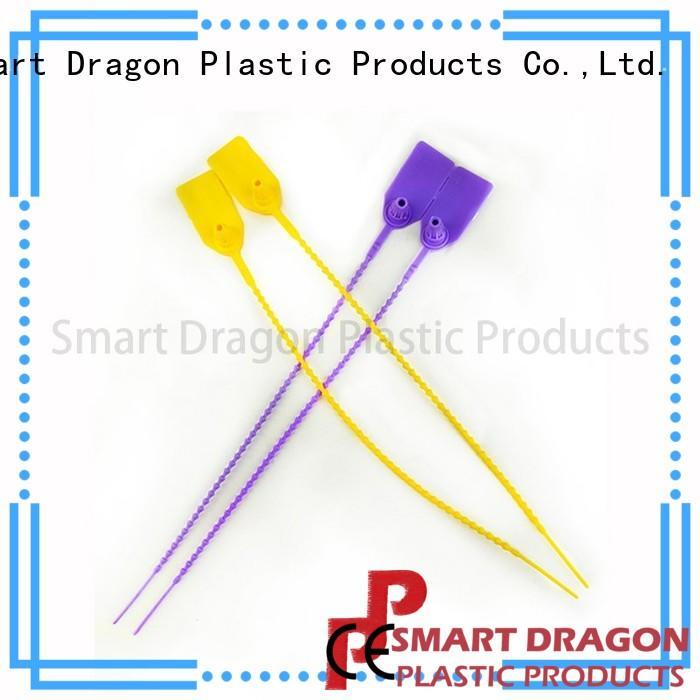 SMART DRAGON serial box sealing plastic tigh for ballot box