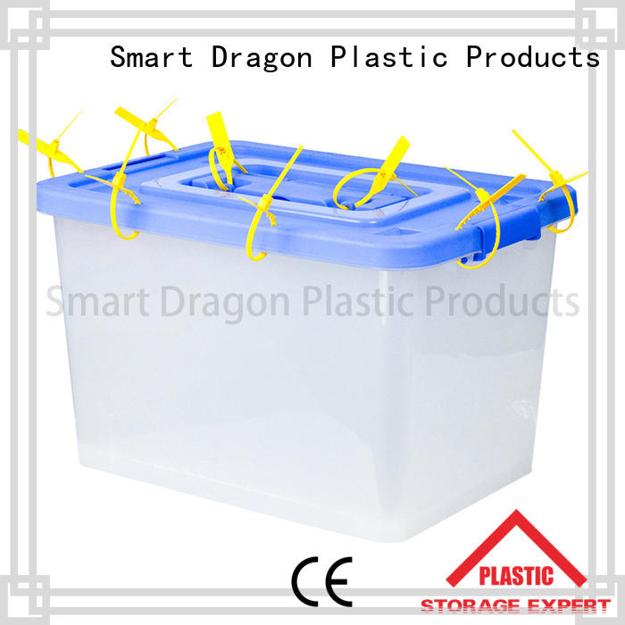 clear tags OEM plastic products SMART DRAGON