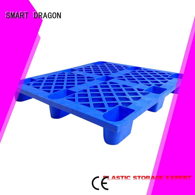 mesh nestable pallets flat for storage SMART DRAGON