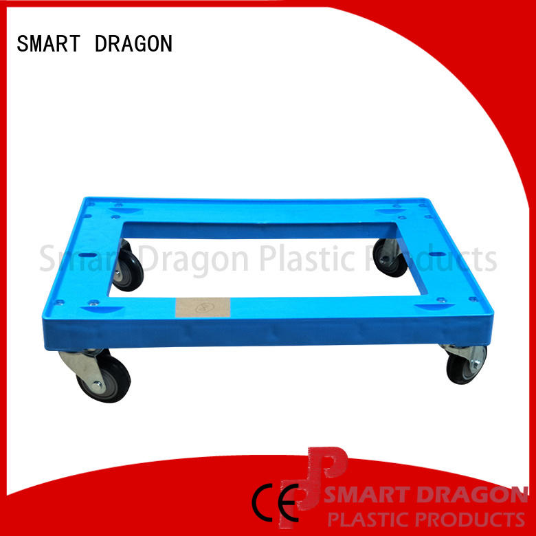 SMART DRAGON best plastic hand truck manufacturers for board