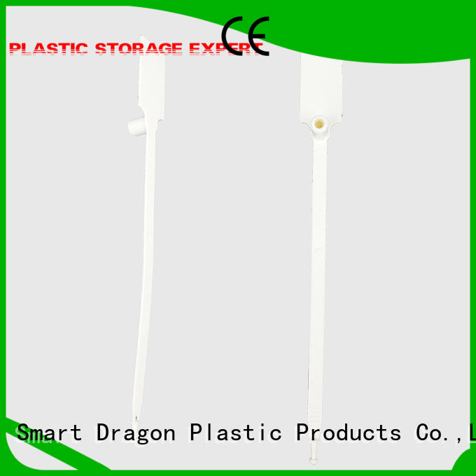 SMART DRAGON 182mm plastic bag security seal extinguisher for ballot box