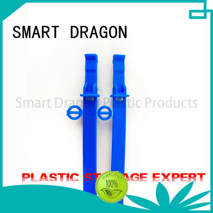 high-quality custom plastic truck seals total length for ballot box SMART DRAGON