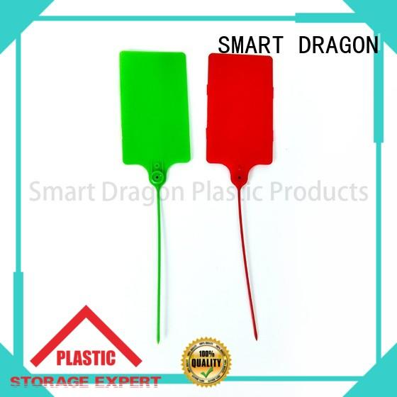 nylon plastic seal for container standard for ballot box