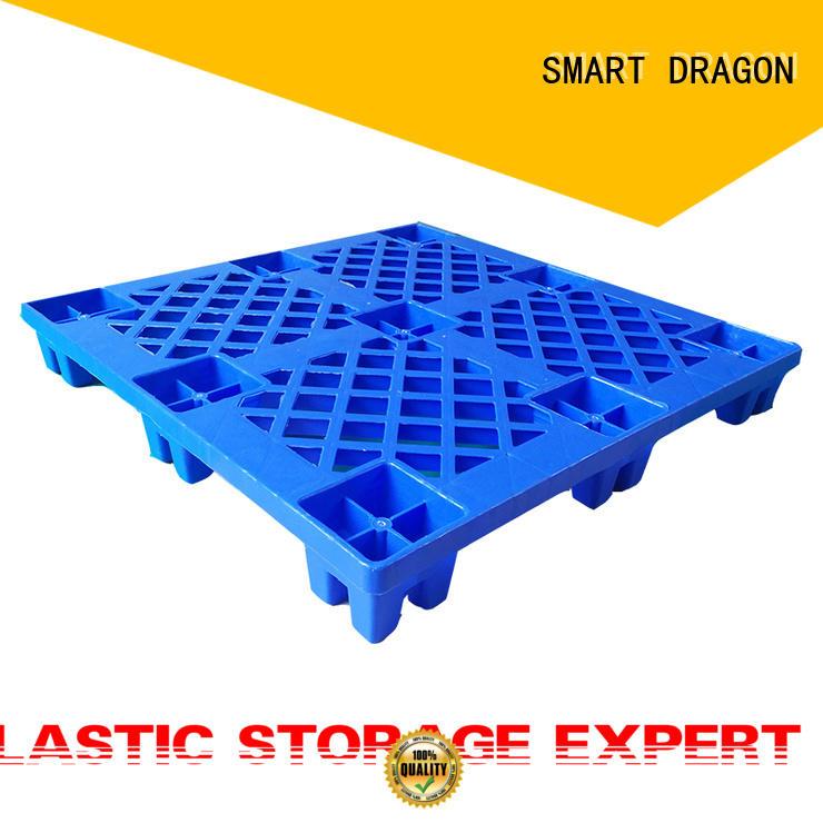 Large Stackable Mesh HDPE Plastic Pallets