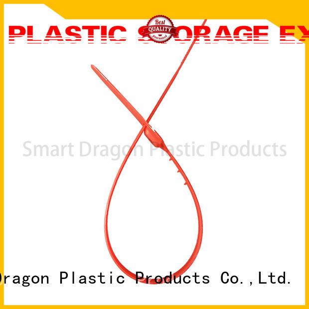 serial prevent plastic bag security seal SMART DRAGON Brand