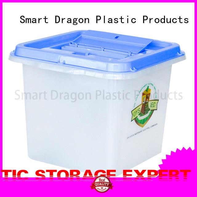 SMART DRAGON simple ballot box Ghana large for election