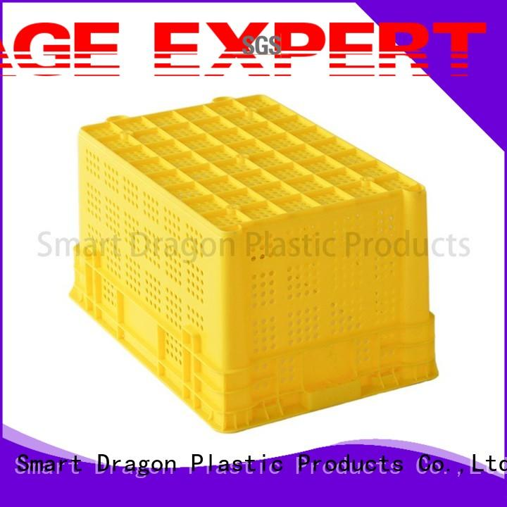 turnover crate folding plastic plastic turnover boxes manufacture