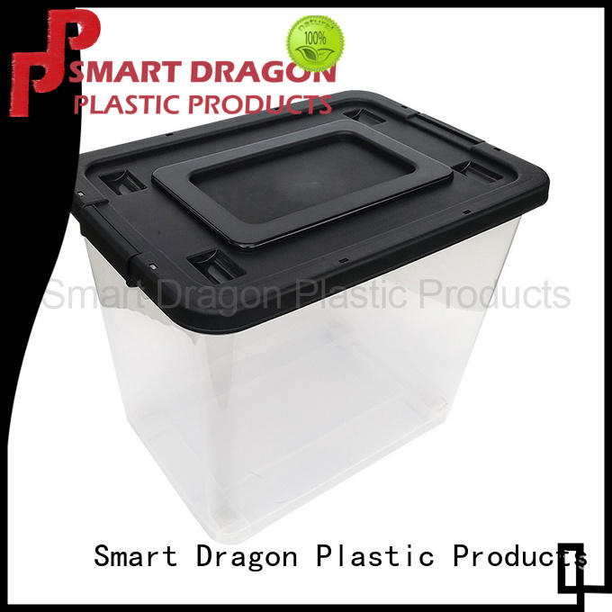 SMART DRAGON latest pink plastic storage boxes factory for election