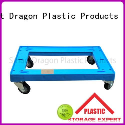 garden trolley truck portable plastic trolley SMART DRAGON Brand