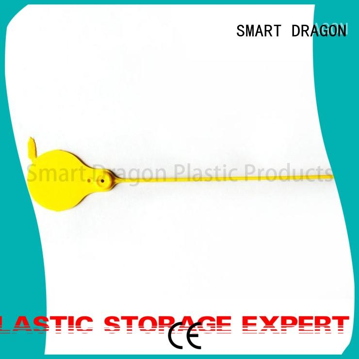 SMART DRAGON one-time security tamper seals cable for voting box