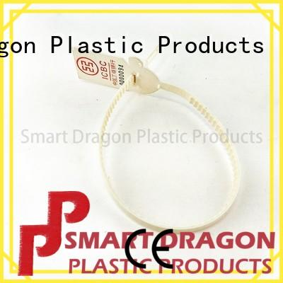 SMART DRAGON cable truck seals and security seals pp material for ballot box