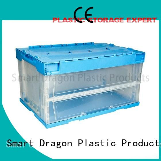 SMART DRAGON wholesale plastic storage boxes customization for delivery