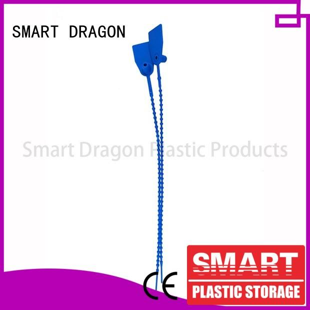 SMART DRAGON colored plastic truck seals standard for packing