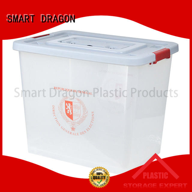 SMART DRAGON folding voting boxes wholesale colored for election