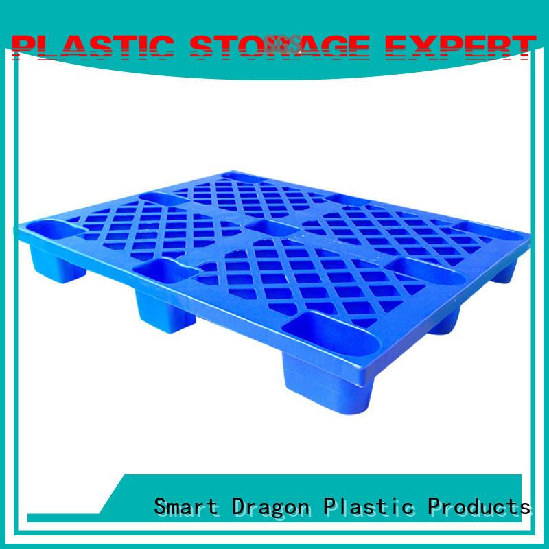 Hot Sale 1200*1000*145 Single Face Plastic Pallet