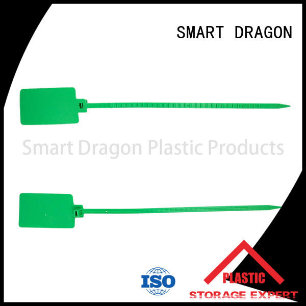 red selflocking high security truck seals SMART DRAGON manufacture