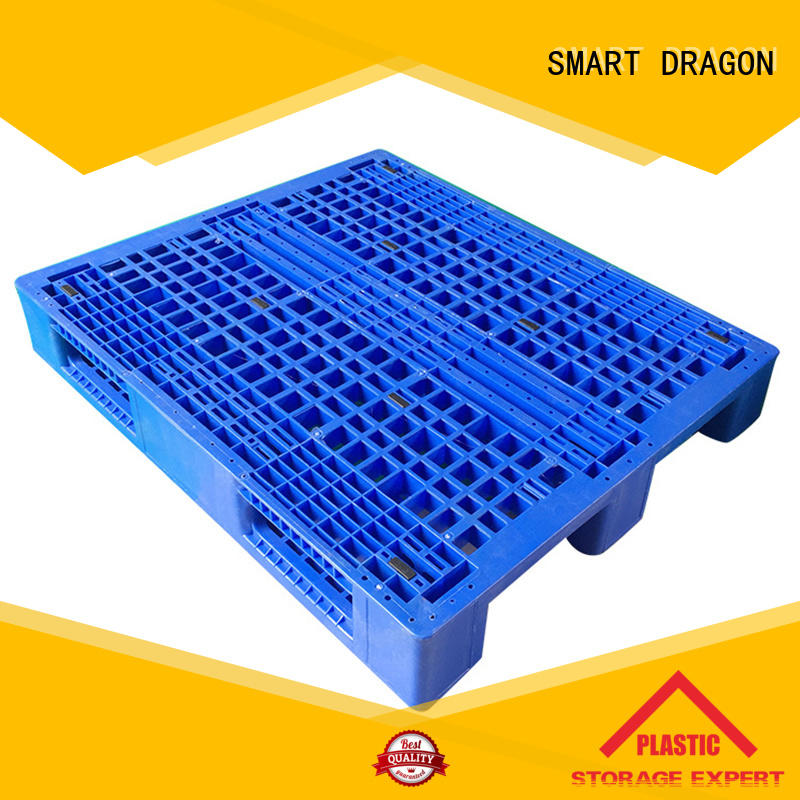 cheap blue pallets stackable factory fro shipping