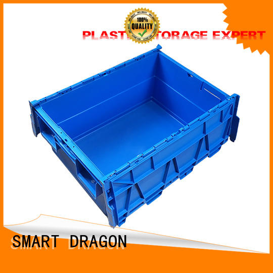 SMART DRAGON home plastic turnover boxes features for home