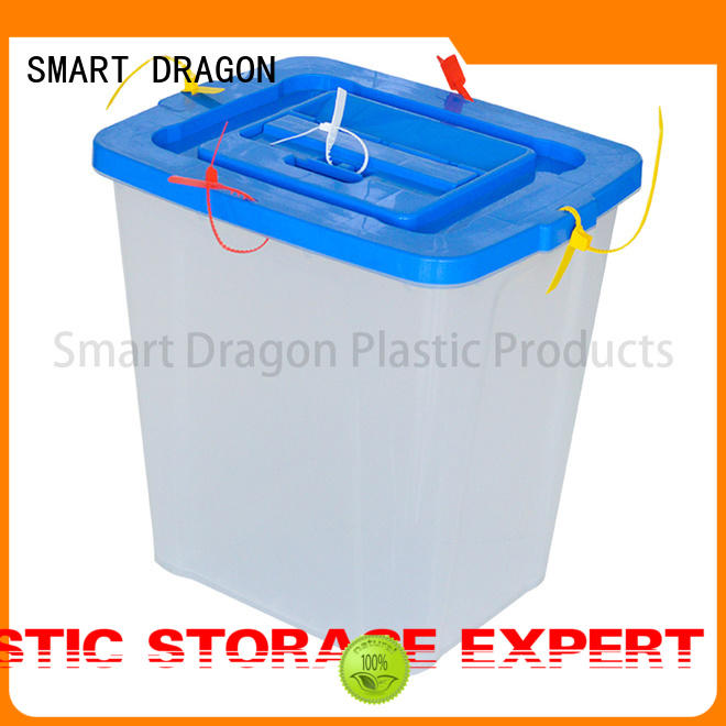 high-quality Plastic Ballot Box foldable Supply for election
