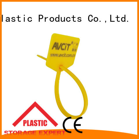 cable plastic seals for trucks fire for packing