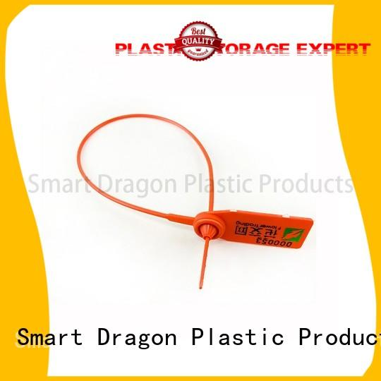 SMART DRAGON pp material plastic luggage seal extinguisher for packing