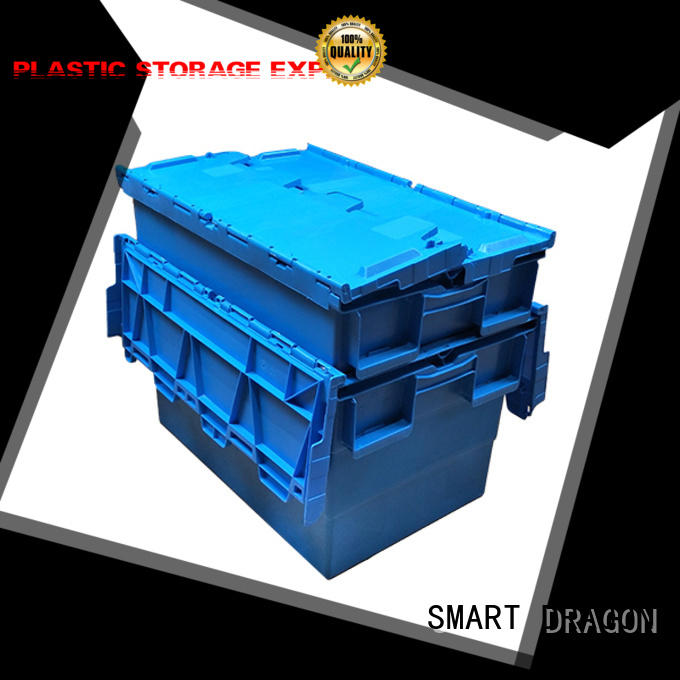 SMART DRAGON easy plastic crates companies for home