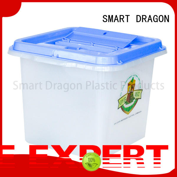 SMART DRAGON pp election ballot boxes price for election