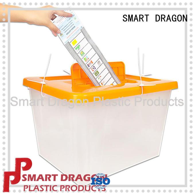 SMART DRAGON cheap election ballot boxes companies for election