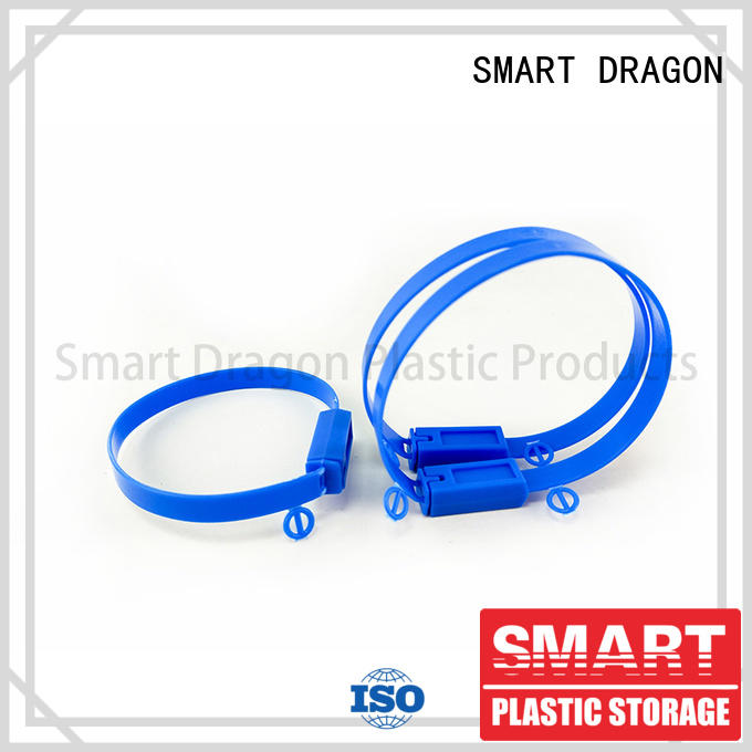 high security truck seals extinguisher disposable ballot SMART DRAGON Brand plastic bag security seal