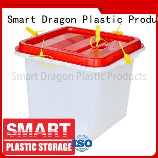 recyclable boxes multifunction ballot box company SMART DRAGON Brand
