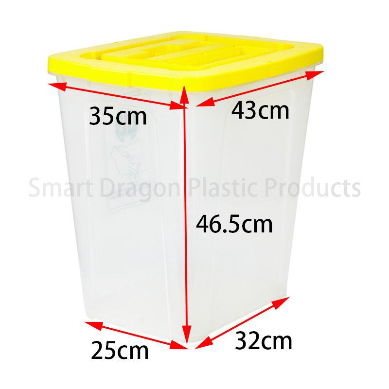 SMART DRAGON-Find Clear Acrylic Ballot Box 86l Ballot Box On Smart Dragon Plastic Products-2