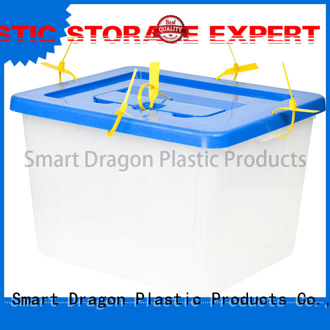 SMART DRAGON best plastic storage bins manufacturing site for election