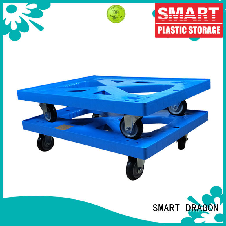wholesale plastic hand truck containers latest for platform