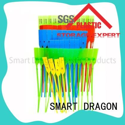 pull tight security seals pp material for voting box SMART DRAGON