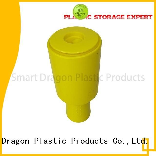 SMART DRAGON rounded shape Plastic Charity Boxes acrylic for fundraising